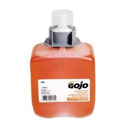 GoJo FMX12 Luxury Foam Antibacterial Handwash Refills, 1250-ml