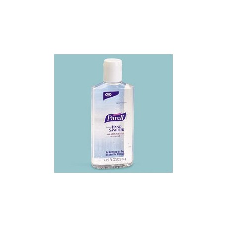 Purell Instant Hand Sanitizer, 4.25 oz. Flip Cap, Aloe
