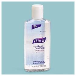 Purell Instant Hand Sanitizer, 4.25 oz. Flip Cap, Original