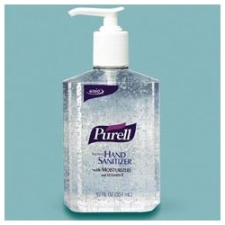 Purell Hand Sanitizer Pump, 8-oz.