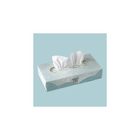 Angel Soft PS Facial Tissue Flat Box