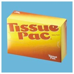 "TissuePac Bakery Tissues, 15"" x 10-3/4"""