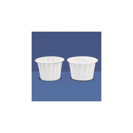 Pleated Souffles Cups, 2-oz.
