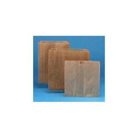 Kraft Waxed Paper Receptacle Liners