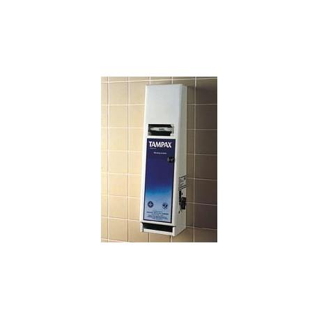 Tampon Dispenser, $.25 Mechanism
