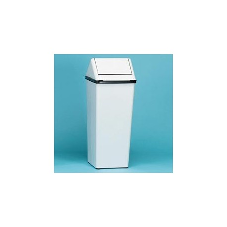 21 Gallon Swing Top Waste Receptacle