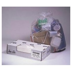 High-Density Trash Liners, Bulk Pack, 60-gal. 16 Mic.