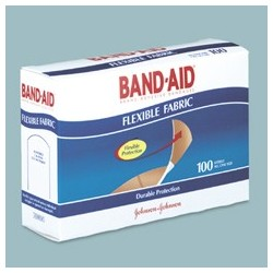 BandAid Flexible Fabric Strips