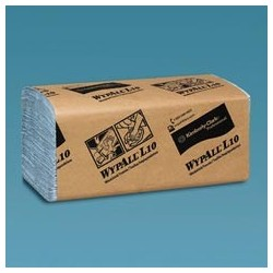 WypAll L10 Automotive Windshield Towels, 1-Ply
