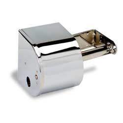 Toilet Tissue Dispenser, double roll, holds (2) rolls