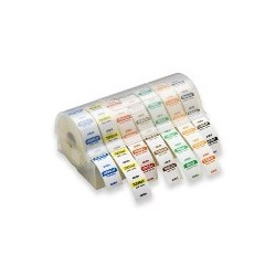 "Food Rotation Label Dispenser, Plastic, 1"" Labels"