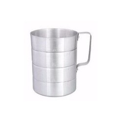 Measuring Cup Alum Dry 1 Quart
