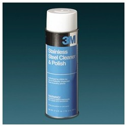 Stainless Steel Cleaner & Polish, 21-oz. Aerosol Can