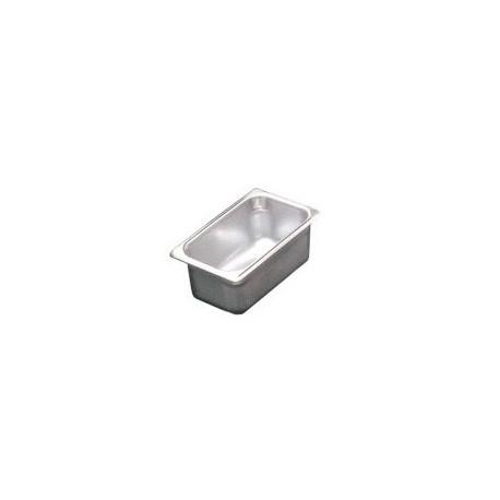 Steam Table Insert Pan 1 6 Size 2 Metro Supply