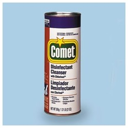 Comet Powder Cleanser with Chlorinol, 21-oz.