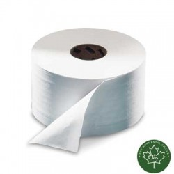 "9"" Jumbo Bathroom Tissue, 2-Ply 700'"