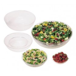 Plastic Salad Bowl 6""