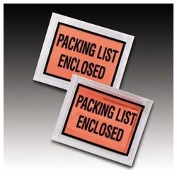Self-Adhesive Packing List Envelopes