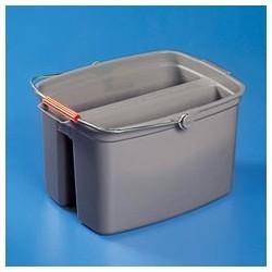 Brute Plastic Double Pail Buckets