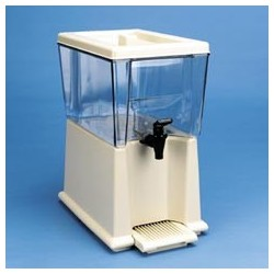 Three Gallon Non-carbonated Beverage Dispenser