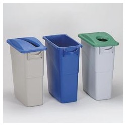 15 Gallon Waste Container with Handles