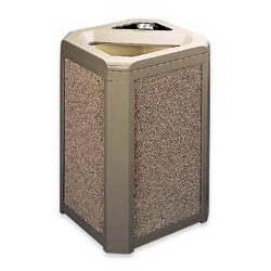 LANDMARK SERIES 20 Gallon AshTrash Container
