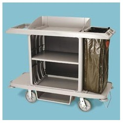 Xtra Housekeeping Cart