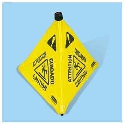 Pop-Up Safety Cone, 20""