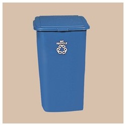 Square Brute Big Wheel Recycling Container