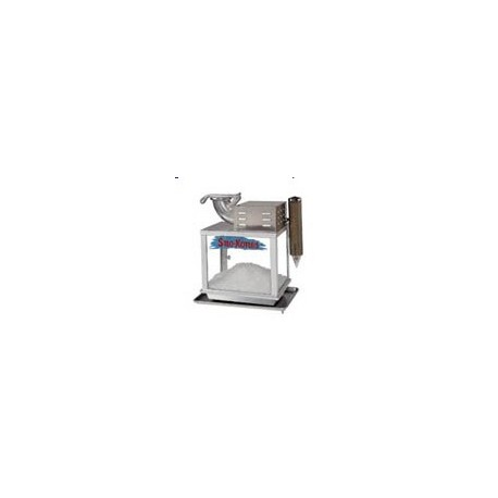 Snow Cone Machine, 1/3 Hp, Sno-Konette