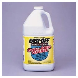 Professional EasyOff Oven & Grill Cleaner Thick Formula