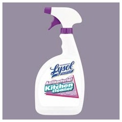 Professional Lysol Disinfectant Antibacterial Kitchen Cleaner, 32-oz.