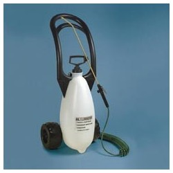 Pull Cart Tank Sprayer, 3-Gallon