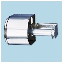 Covered Reserve Roll Tissue Dispenser