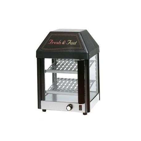 Display/merchandiser, Countertop, Heated