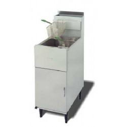 Deep Fryer Floor Model Gas 35-43 lb. Dean