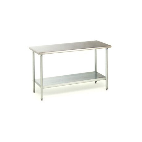 Work Tables Stainless Steel X Metro Supply Equipment Co - 24 x 48 stainless steel work table