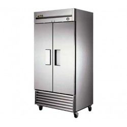 Refrigerator, Reach-in, Two-Section, 35 cu. ft.
