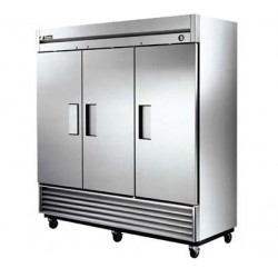 Refrigerator, Reach-in, two-section, 72 cu. ft. T-72-HC
