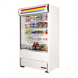 Self-Service Refrigerated Open Air Screen Case, 48""