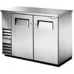 """Back Bar Cooler, Two-section, 24"""" deep, 35-7/8"""" high"""