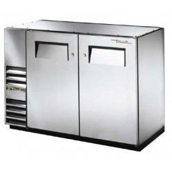 """Back Bar Cooler, Two-section, 24"""" deep, 34-1/2"""" high"""