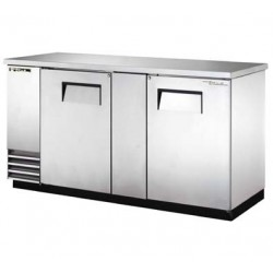 """Back Bar Cooler,Two-section, 37"""" high, (161)"""
