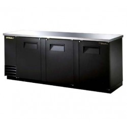 """Back Bar Cooler, three-section, 37"""" high, (209)"""