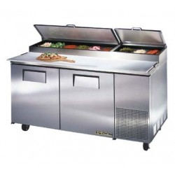 Pizza Prep Table, 20.6 cu.ft., 19.5""