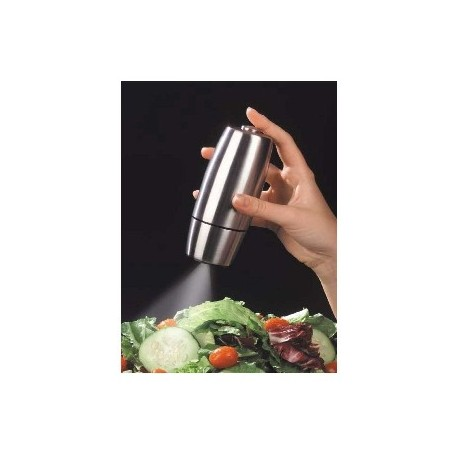 Pepper Mill, Stainless, Automatic