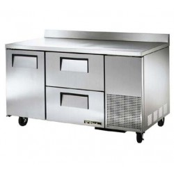 Work Top Refrigerator, Two Section, 15.9 cu.ft.