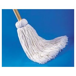 Handle Deckmops, 24-oz. Cotton