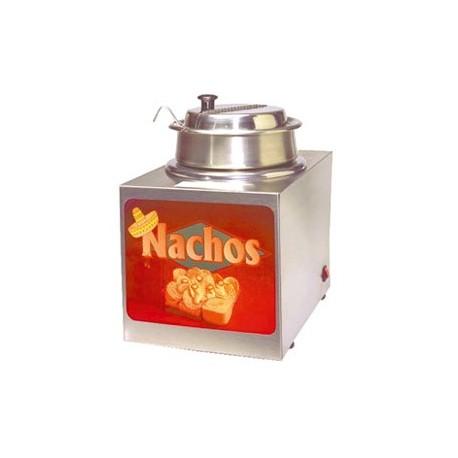 Cheese Warmer, dipper style, 4-quart