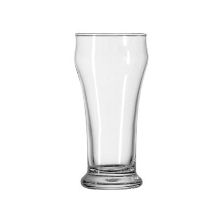 10 OZ. BULGE TOP BEER, Pilsner, glasses